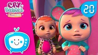 😿 Сборник 😿 20мин.! ⏰ Младенцы CRY BABIES 💧 MAGIC TEARS 💕 Детский мультфильм