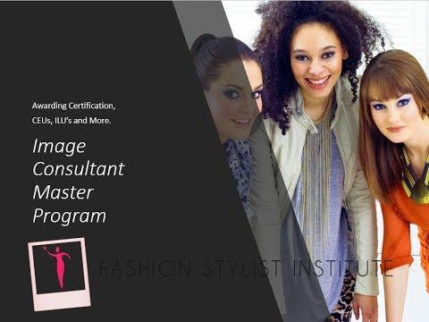 Image Consultant Master Program - YouTube