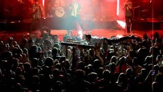 "The Baseballs - Keyboard Solo Jan ""Follow Me"" | Fellbach 06.11.2011 Live |"
