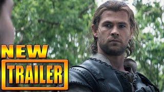 The Huntsman Winter's War Trailer Official - Chris Hemsworth