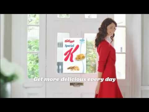 Special K Commercial for Kellogg's Special K (2012 - 2013) (Television Commercial)