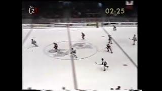 Majstrovstvá sveta 1982 v hokeji - reportáže z ,,Branky, body, sekundy´´