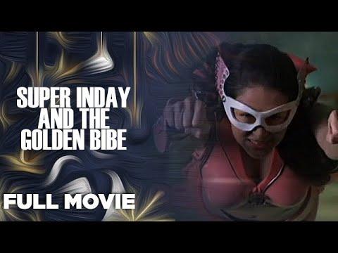 SUPER INDAY AND THE GOLDEN BIBE: Marian Rivera, John Lapus & Jake Cuenca   Full Movie