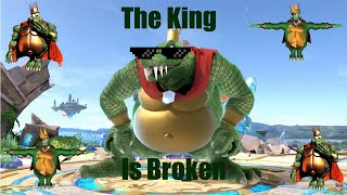 King K Rool is Broken - Better Nerf