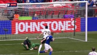 Chesterfield Vs Peterborough United - Johnstones Paint Trophy Final 2013/14