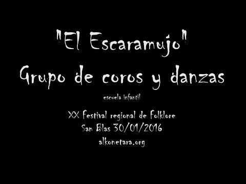 2016 XX Festival folklorico de San Blas