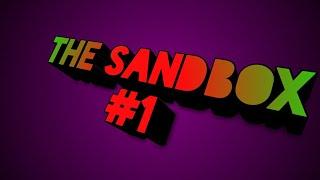 The sandbox прохождение уровней #1