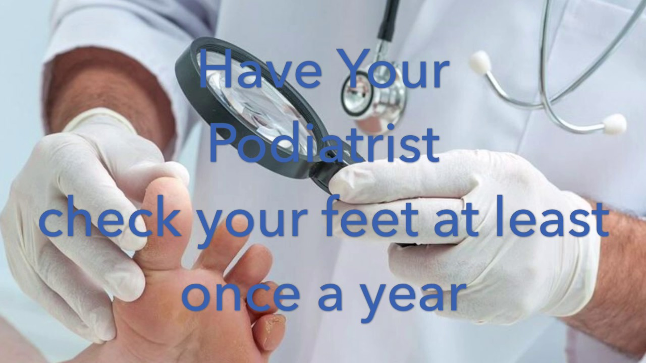 Diabetic Foot Care Class With Dr. Farwa Abid-Hoffman