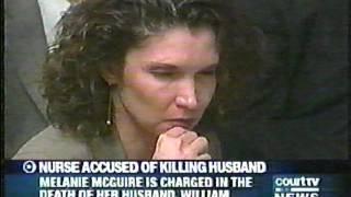 John Vincent Saykanic On Nancy Grace Discussing Melanie McGuire Murder Case