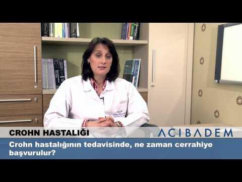 Crohn hastalığının tedavisinde, ne zaman cerrahiye başvurulur?