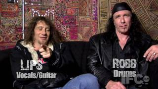 Lessons In Heavy Metal From Anvil!  (Funny!)