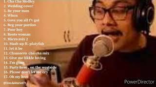 ALBUM   #9                   JOSH NAMAULEG :  CHA CHA MEDLEY