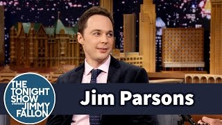 Jim Parsons Annoys Rihanna with Her Song Lyrics