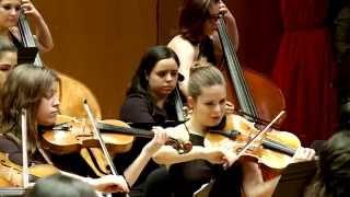 Sibelius. FINLANDIA Orquesta joven  de la Sinfónica de Galicia. Vicente Alberola