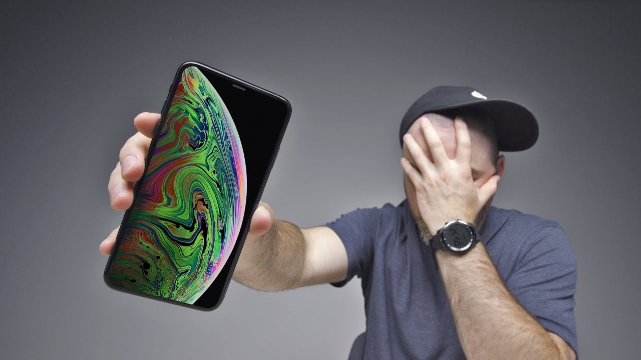 I'm Switching To The iPhone XS Max... thumbnail