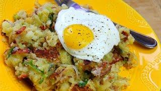 Mashed Potatoes For Breakfast - Bonus Recipe | CaribbeanPot Com