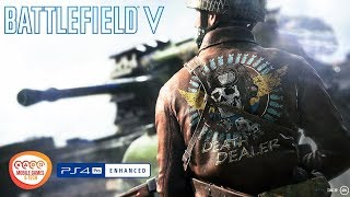 Battlefield V First Gameplay PS4 Pro 1080p 60fps