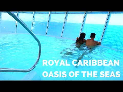 Royal Caribbean Oasis of the Seas- Vlog & Review 2017