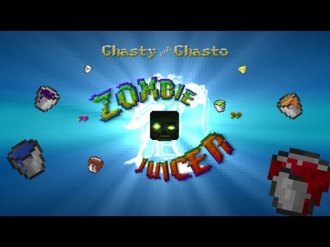 Video of GhastyGhasto Zombie Juicer