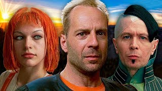 THE FIFTH ELEMENT - Then and Now 2018 ⭐ Real Name and Age