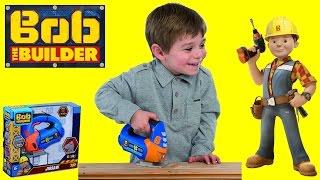 Žaislinis interaktyvus elektrinis siaurapjūklis | Bob Builder | Smoby 360131