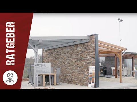 Terrassenüberdachungen im Vergleich - Produktvorstellung | steda