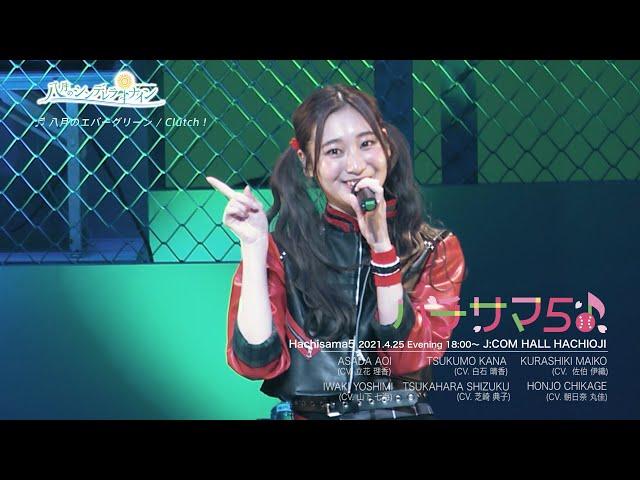 「【ハチサマ5】ハチサマ5 Hachinai Spring LIVE in 八王子_ダイジェスト」のYouTubeを再生する