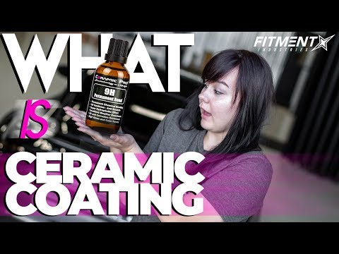 Lets Talk About: Ceramic Coat