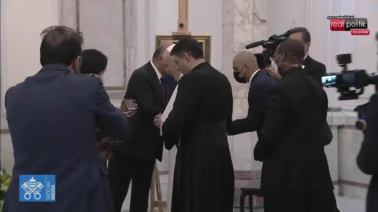 El Papa Francisco inicia su histórica visita a Irak