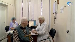 Областной клинический Госпиталь ветеранов войн готовятся к открытию полноценной геронтологической службы