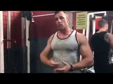 Cable Face Pull with Isaac Hall Personal Trainer