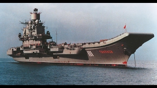 История флота. Авианосцы СССР и России. Как проектировались и создавались авианесущие крейсеры.