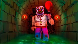 "If you see PENNYWISE ""IT"" in ROBLOX.. LOG OUT"