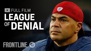 League of Denial (full film) | FRONTLINE