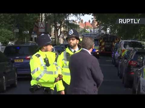Έκρηξη σε σταθμό μετρό του Λονδίνου – Είκοσι τραυματίες – Φόβοι και για δεύτερη βόμβα