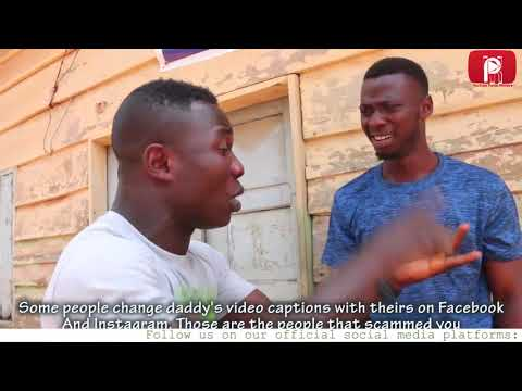 FUNNY ADVERTS by WOLI AGBA Vol 19
