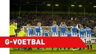 G-voetballers: 'Dit is een droom die uitkomt'