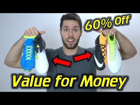 Top 10 Best VALUE FOR MONEY Soccer Cleats RIGHT NOW!