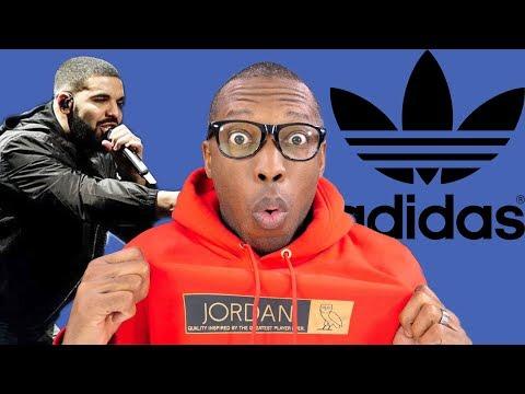 Is DRAKE Leaving JORDAN for ADIDAS Boost SNEAKERS??