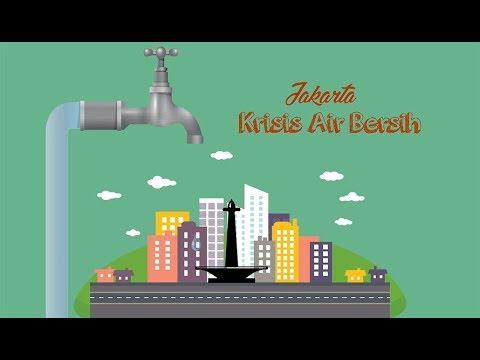 11 Kota di Dunia Krisis Air Bersih, Jakarta Nomor Berapa?