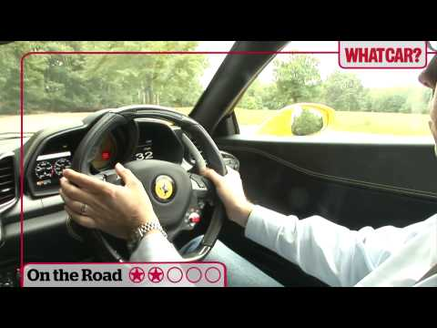 Ferrari 458 Coupe review