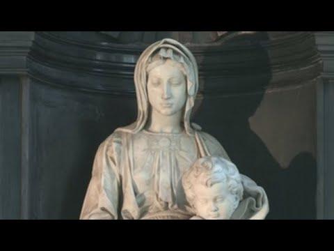 """La """"Madonna"""" de Miguel Ángel, un tesoro escondido en Brujas"""