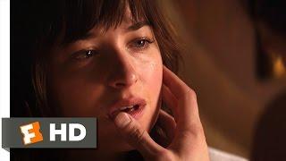 Fifty Shades of Grey (3/10) Movie CLIP - Enlighten Me (2015) HD