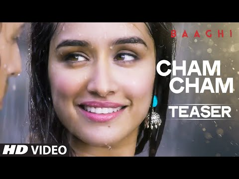 Cham Cham Teaser Song of Baaghi Movie