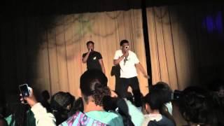 Silento Performace Charleston West Virgina 4/10/15