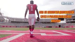 the LEGEND of Greg Ward Jr. (UNDRAFTED Quarterback SAVED The Philadelphia Eagles' Season!!!)
