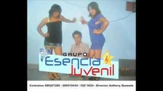 Alejate de mi (En Estudio-Audio Original) - Anthony Quezada y su Grupo Escencia Juvenil