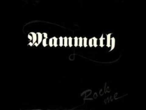 Mammath - Rock Me online metal music video by MAMMATH