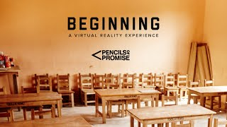 """Beginning"" - A Pencils of Promise"