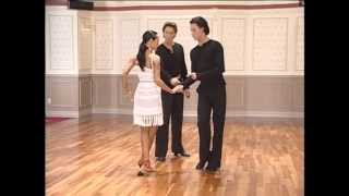 Смотреть онлайн Как танцевать джайв, урок
